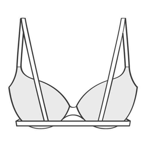 041be6ad9 Sutiã com Lateral Fina – Blog Swanys Lingerie